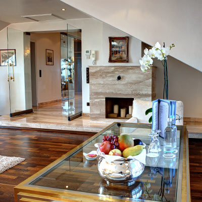 Detail Penthouse Suite