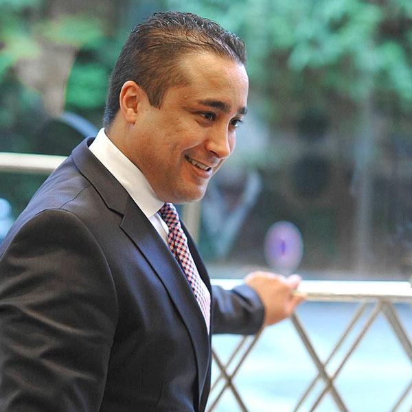 Tarik El Kehl, Logisleiter