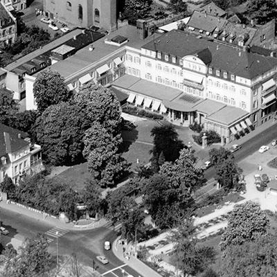 Hotel complex 1966