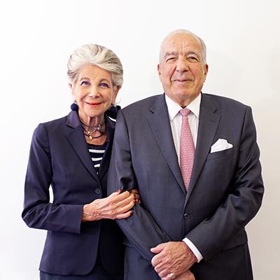 Sylvia and Ernst-Friedrich von Kretschmann