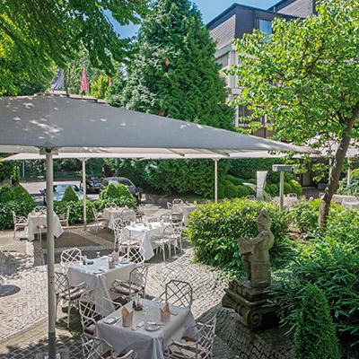 Terrace Summer restaurant