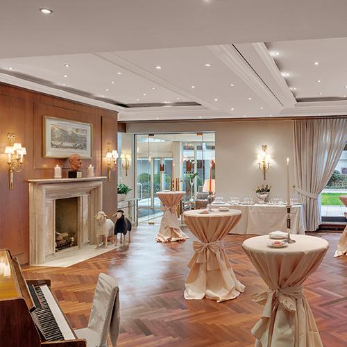 Foyer Heidelbergsaal