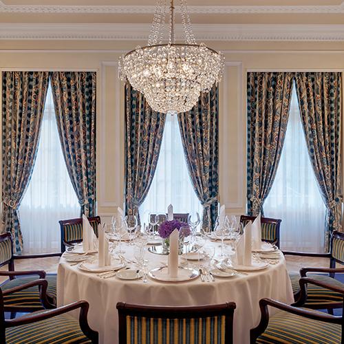 Private Dining Salon Ladenburg