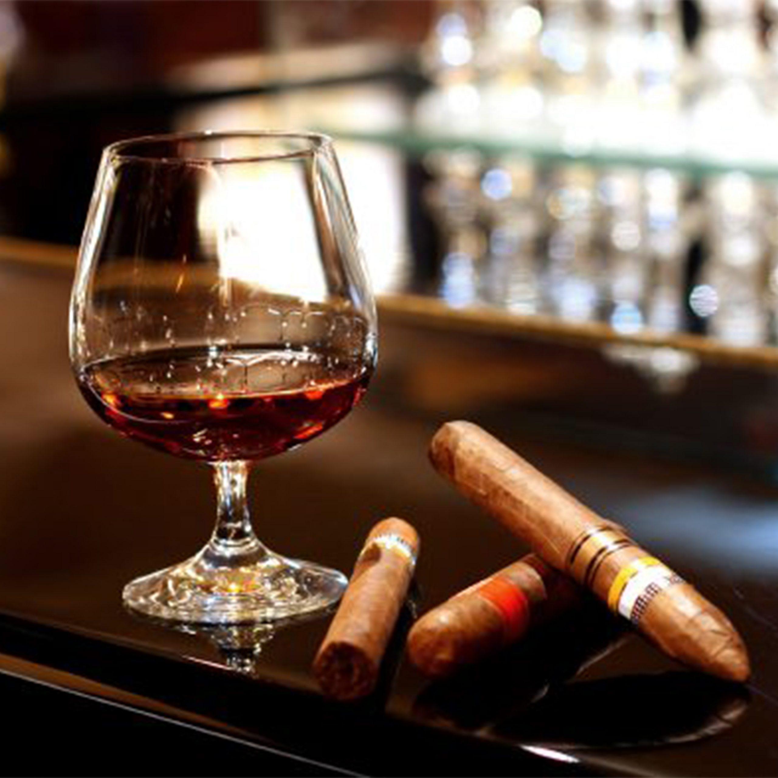 Smokers-Lounge
