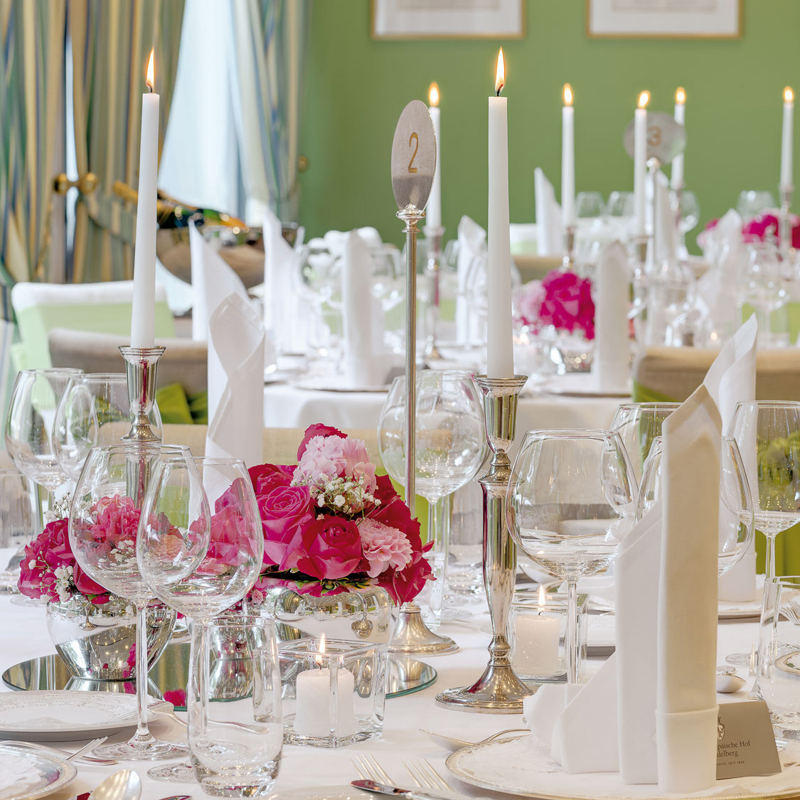 Weddings and private parties