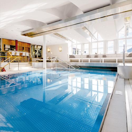 Europäischer Hof Heidelberg Wellness Pool