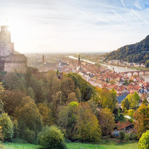 Warum eine Hochzeitslocation in Heidelberg?