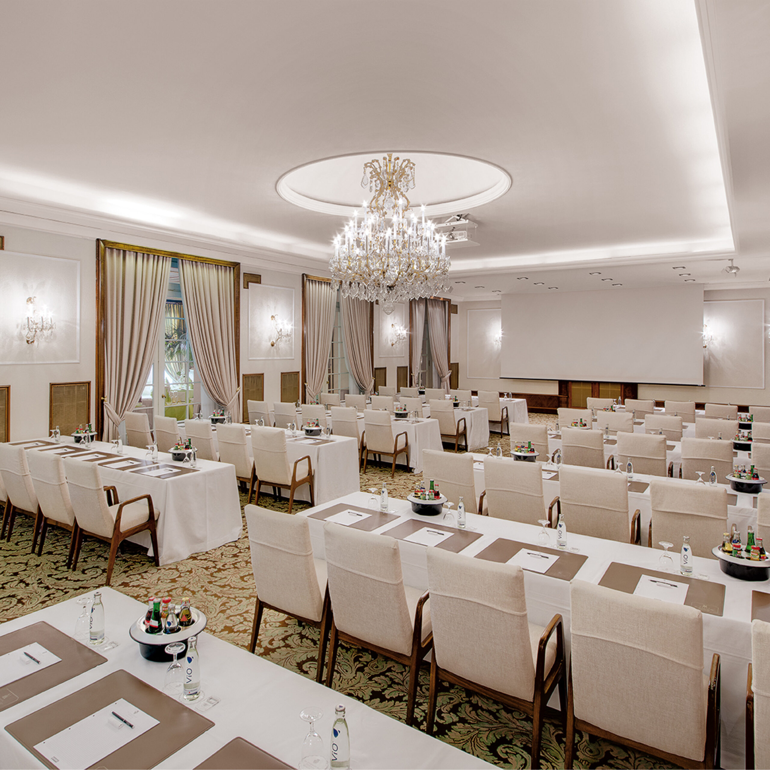 Conferences and business events